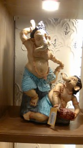 Fascinating Ganapathi Idol