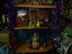 Eco-friendly Ganesha at Home