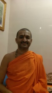 His Holiness Vidhyadheesha Swamiji