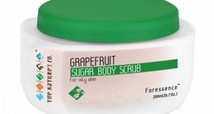 Nature's Co Exotic Grapefruit Sugar Body Scrub