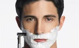 Shaving in Men