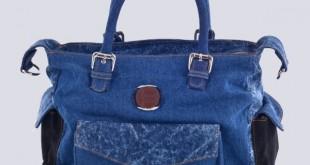 Zhero Denim Handbag