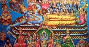 Lord Ananta Padmanabha