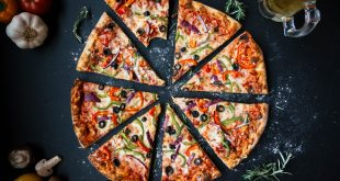 Healthy Personal Pizzas
