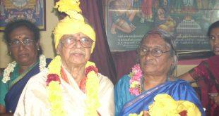 My Parents at Tirupati