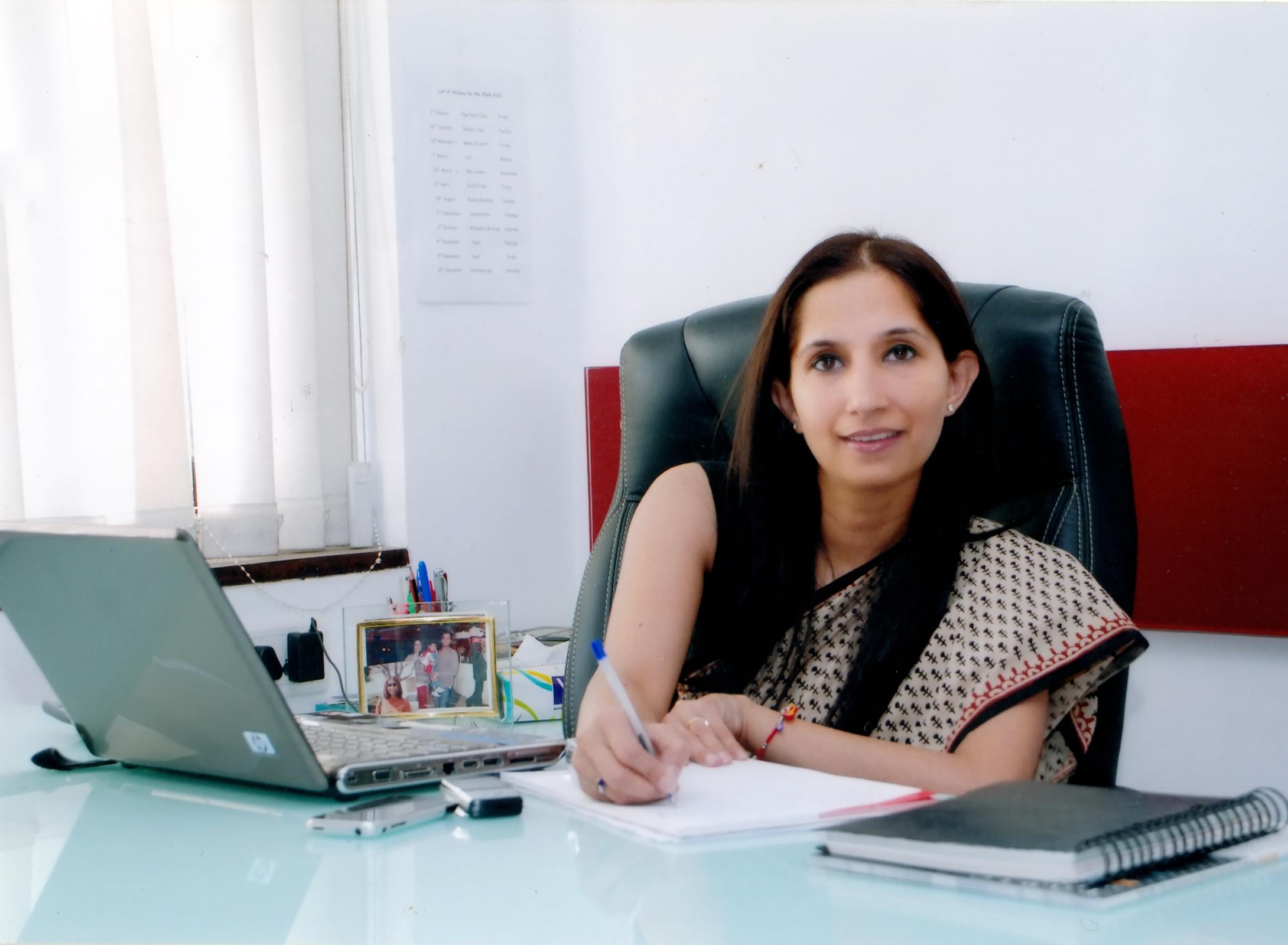 Punita Arora Sharma