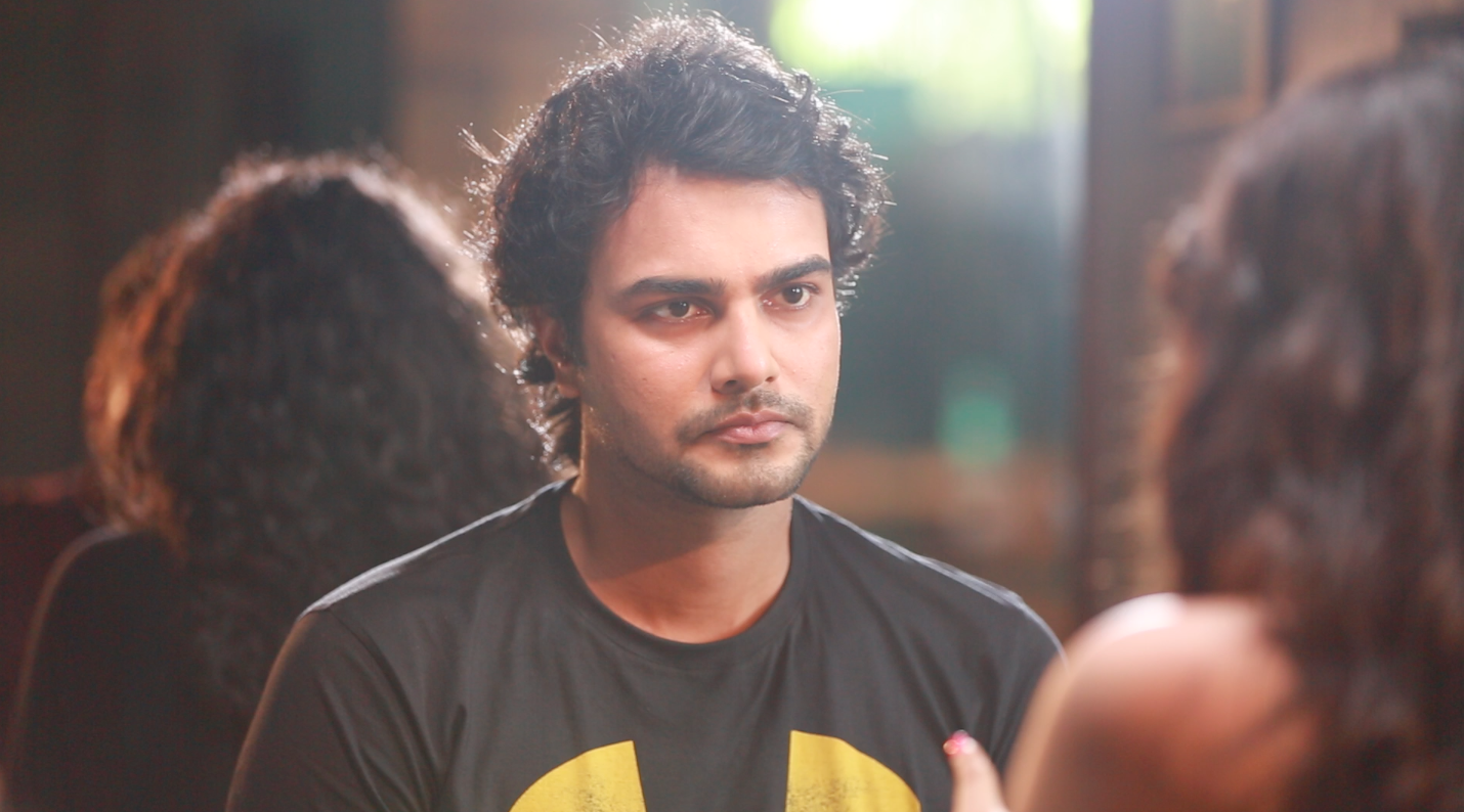 Alekh Sangal in one of his Teleserials