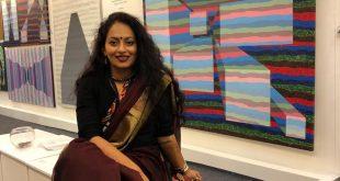 Painter Srushti Mandar Rao