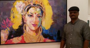 Dnyaneshwar's Paintings Are Visual Poetry!