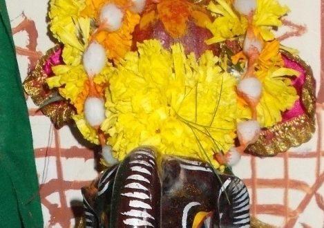 Divine Navaratri Glimpses