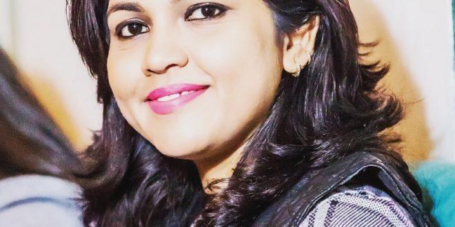 Babita Garg from Sanguine Communications